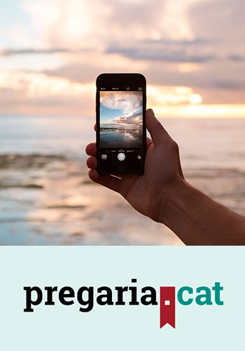 Web Pregaria.cat